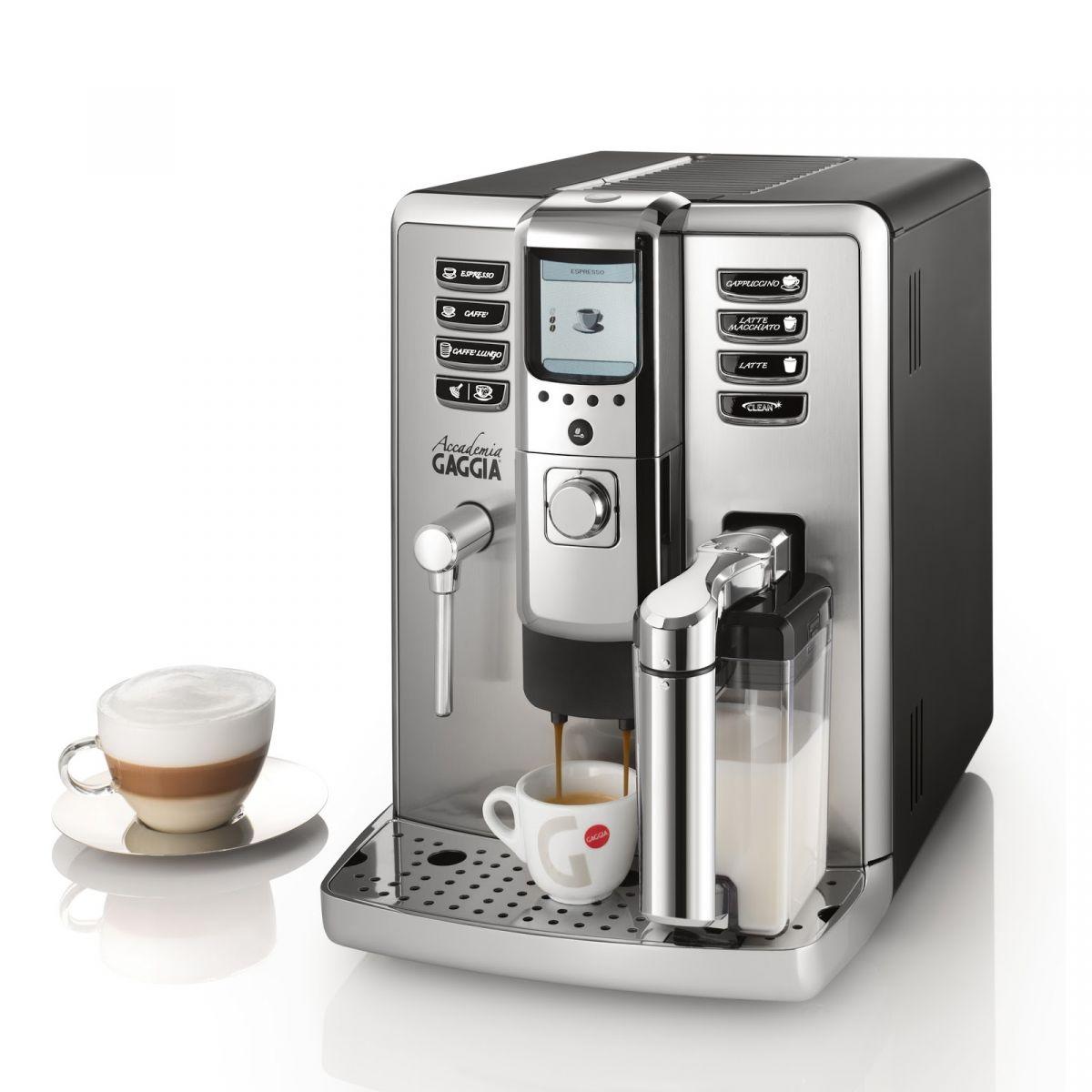 Tính năng nổi bật của máy pha cà phê Gaggia