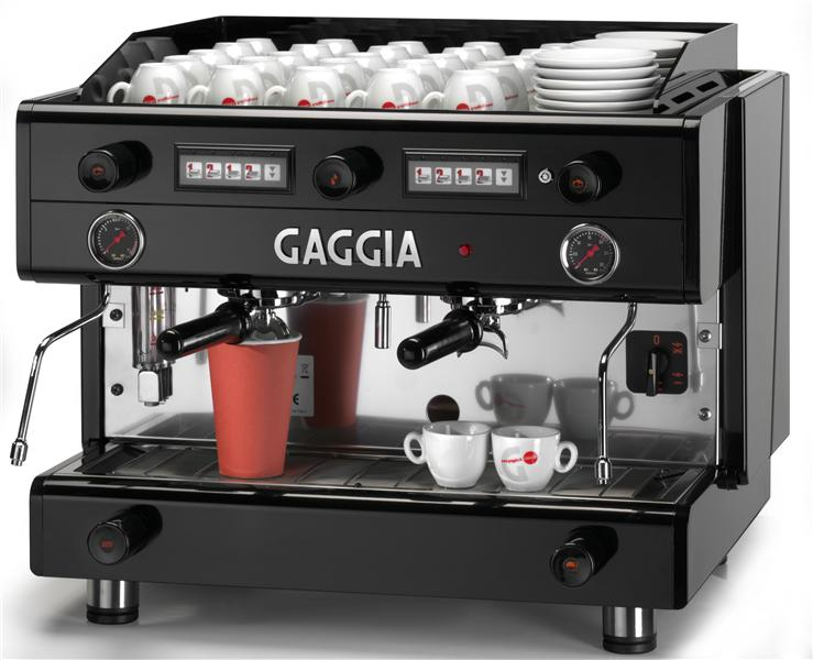 Cách sử dụng máy pha cà phê Gaggia để làm Cappuccino