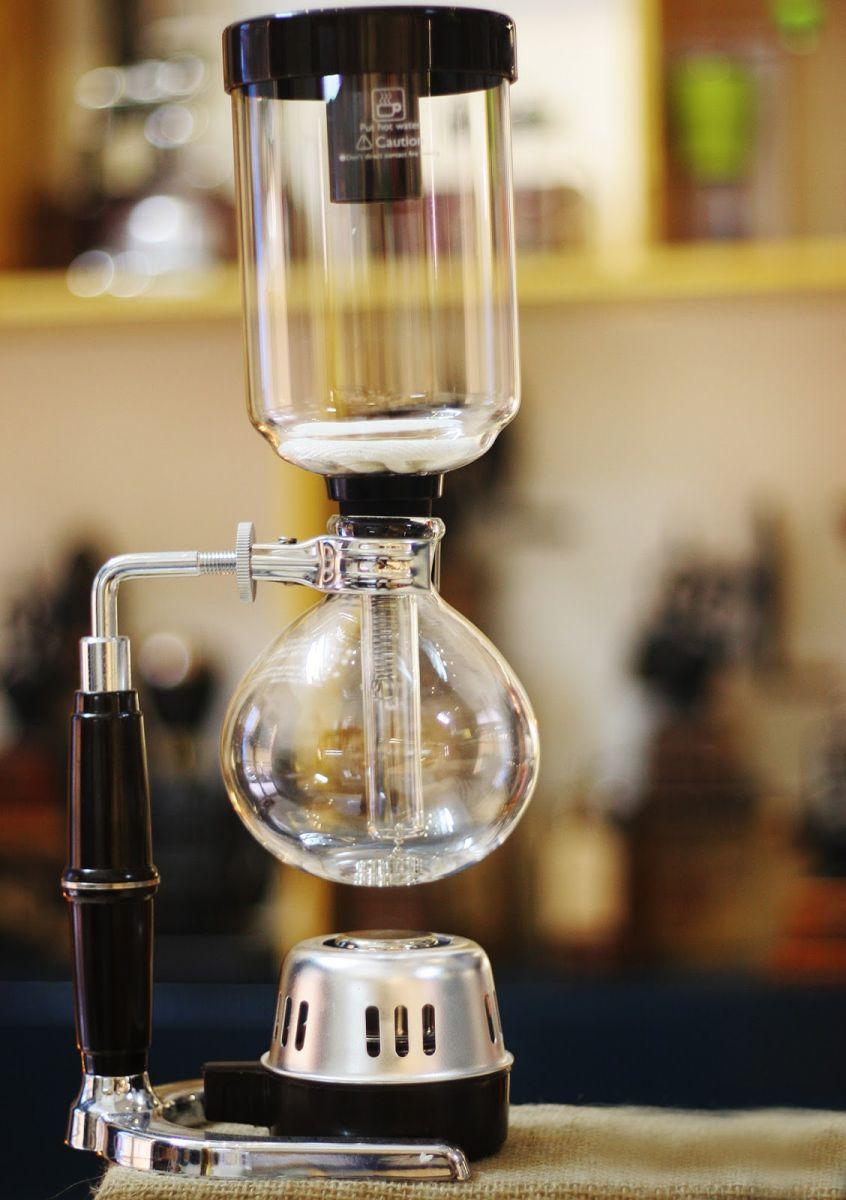 Những dụng cụ pha chế cafe