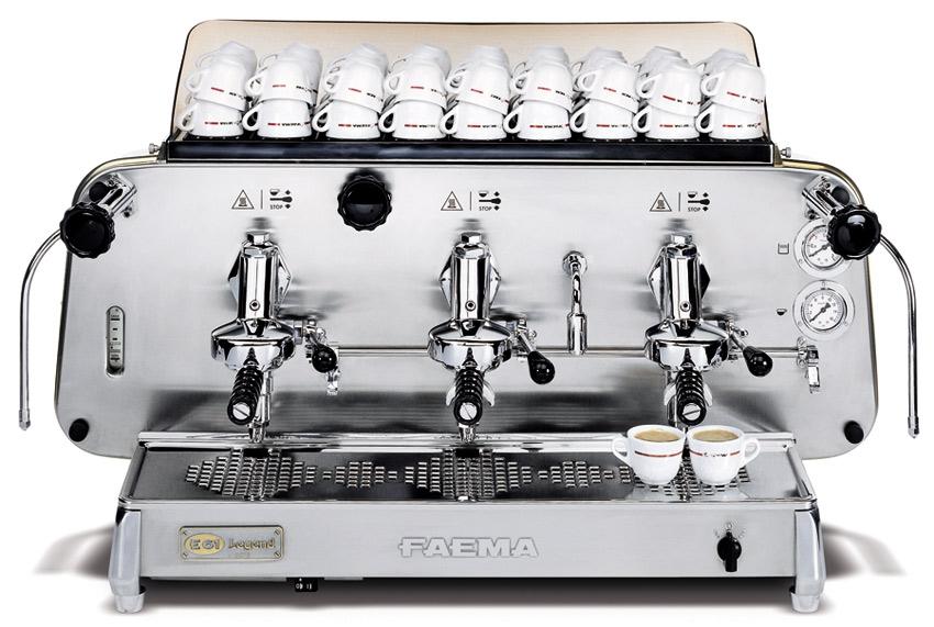 Máy pha cà phê Faema E61 Legend Automatic