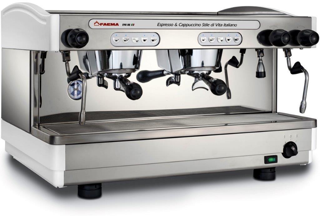 Máy pha cà phê công nghiệp Faema E98 Semi - Auto