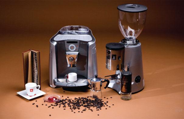 Lựa chọn máy pha cafe