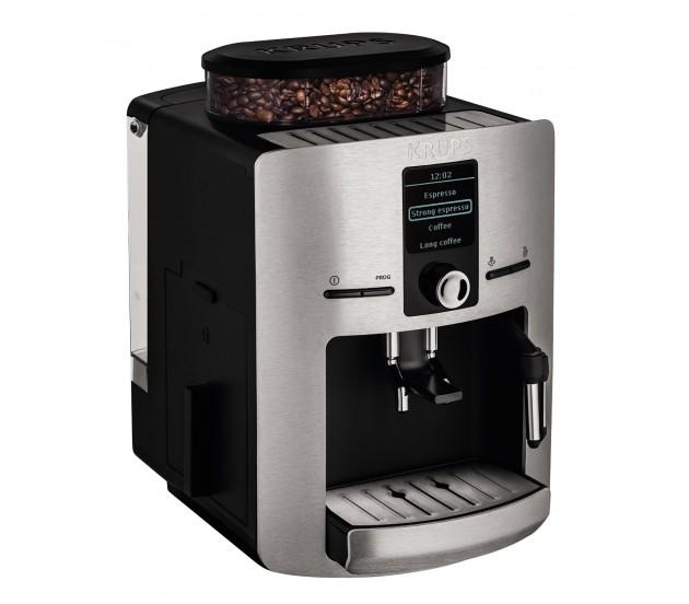Hướng dẫn sử dụng máy pha cà phê Krups