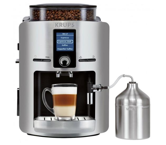 Cách bảo quản máy pha cà phê Krups