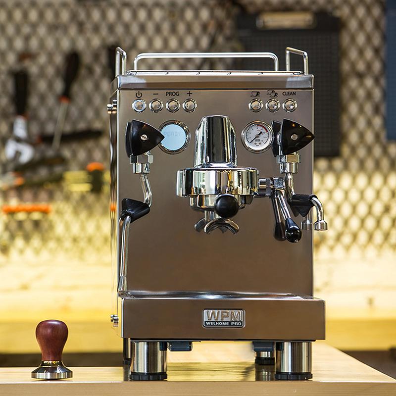 Máy pha cà phê mini Wellhome KD 310 và KD 310 – VP