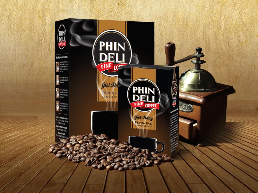 Cà phê PhinDeli
