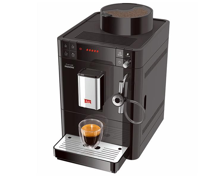 Máy xay pha cà phê bán tự động