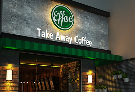 Effoc - Take Away Coffe l