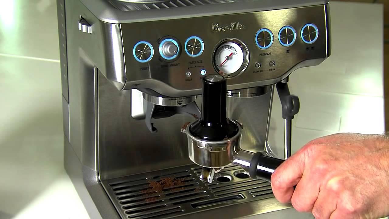 Ưu điểm của cà phê pha bằng máy