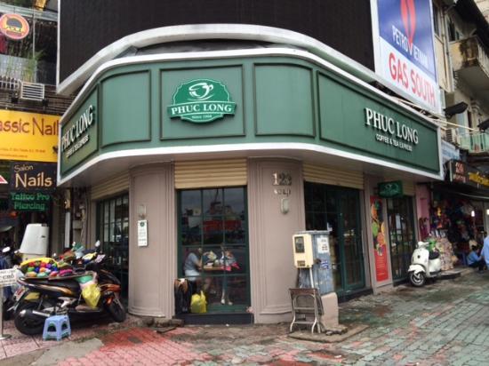 Phúc Long Coffe & Tea House - Đẳng cấp trà Việt